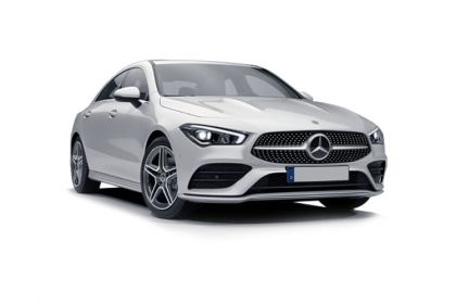 Mercedes-Benz CLA Saloon AMG CLA35 Coupe 4Dr 4MATIC 2.0  306PS  4Dr 7G-DCT [Start Stop]