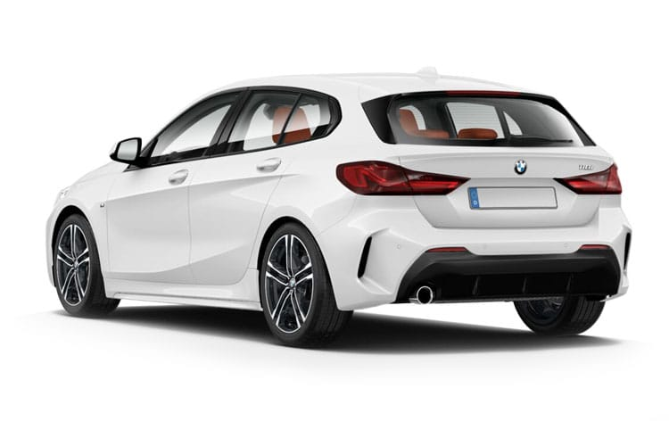 BMW 1 Series 118 Hatch 5Dr 1.5 i 136PS M Sport 5Dr DCT [Start Stop] back view