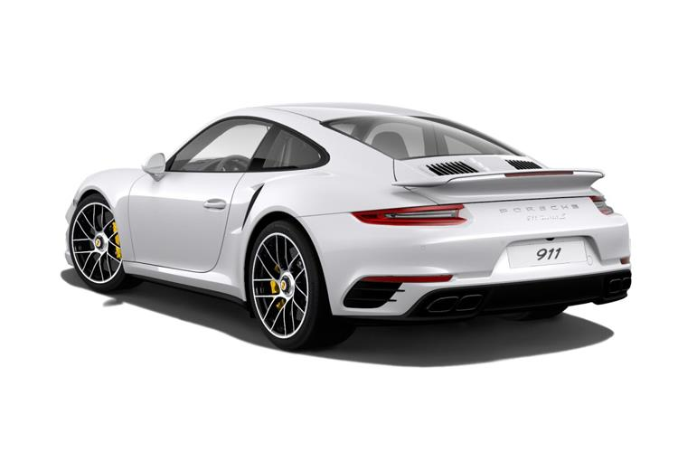 Porsche 911 Coupe 3.0 T 385PS Carrera 2Dr PDK [Start Stop] back view