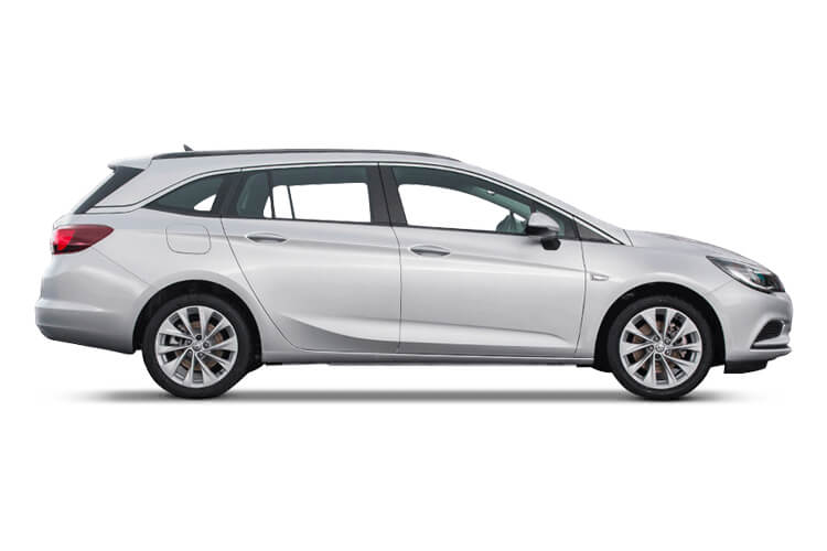 Vauxhall Astra Sports Tourer 1.4 i Turbo 145PS SRi Nav 5Dr CVT [Start Stop] back view