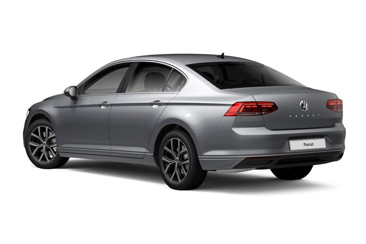 Volkswagen Passat Saloon 1.5 TSI EVO 150PS R-Line 4Dr Manual [Start Stop] back view