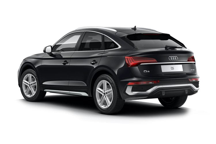 Audi Q5 SQ5 SUV quattro 5Dr 3.0 TDI V6 341PS  5Dr Tiptronic [Start Stop] [Comfort Sound] back view