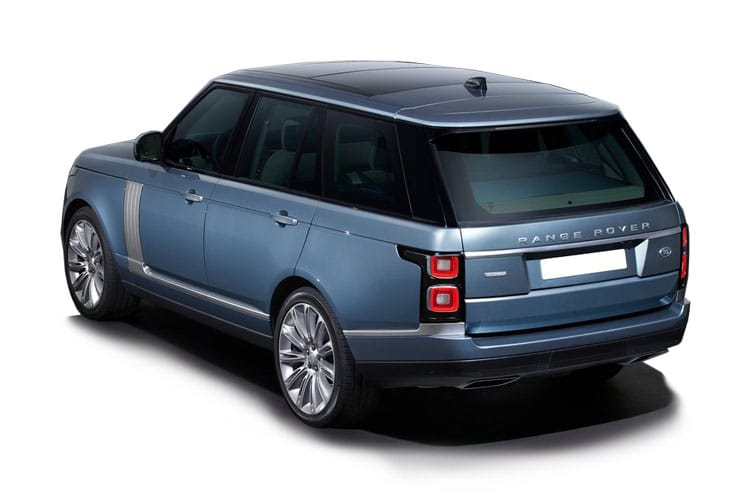 Land Rover Range Rover SUV 5.0 P V8 525PS Autobiography 5Dr Auto [Start Stop] back view