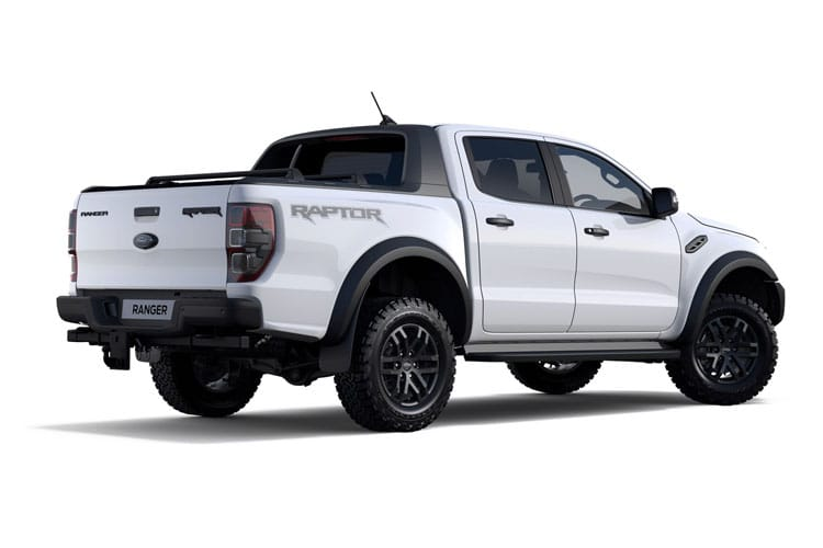 Ford Ranger PickUp Super Cab 4wd 2.0 EcoBlue 4WD 170PS XLT Pickup Double Cab Manual [Start Stop] back view