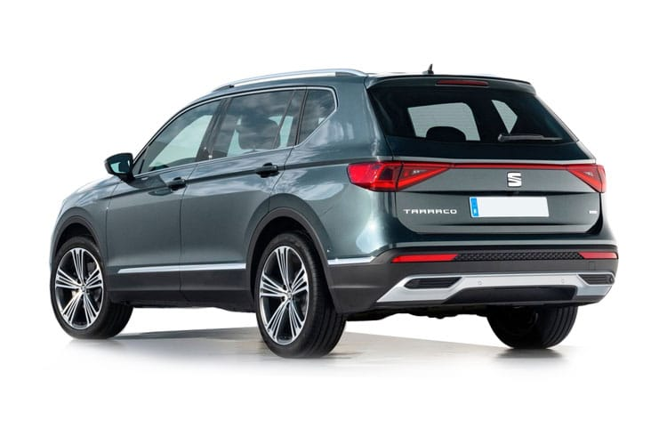 SEAT Tarraco SUV 1.5 TSI EVO 150PS SE Technology 5Dr Manual [Start Stop] back view