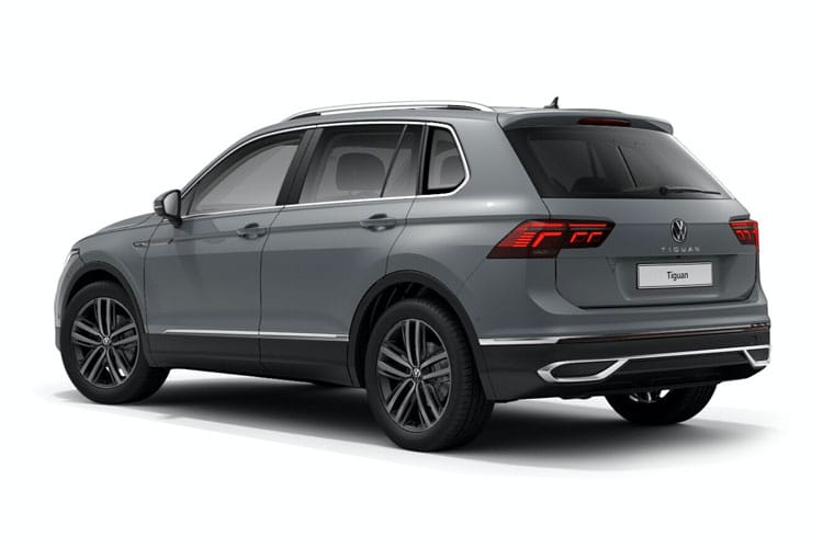 Volkswagen Tiguan SUV 2wd SWB 2.0 TDI 150PS R-Line Tech 5Dr Manual [Start Stop] back view