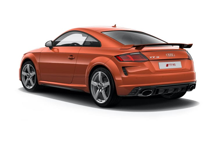 Audi TT 45 Coupe 2.0 TFSI 245PS Sport 3Dr Manual [Start Stop] [Technology] back view