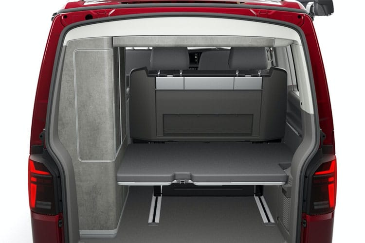 Volkswagen California MPV M1 4Motion 2.0 BiTDI 4WD 199PS Ocean Camper DSG [Start Stop] detail view