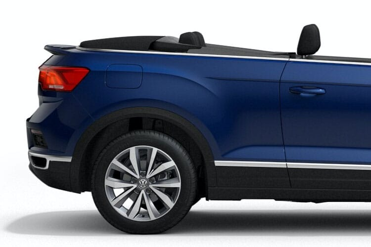 Volkswagen T-Roc Cabriolet SUV 2wd 1.5 TSI EVO 150PS R-Line 2Dr Manual [Start Stop] detail view