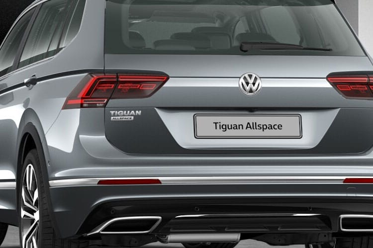 Volkswagen Tiguan Allspace SUV 1.5 TSI EVO 150PS Match 5Dr Manual [Start Stop] detail view