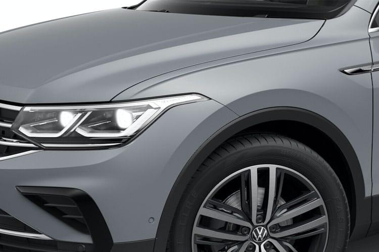 Volkswagen Tiguan SUV 2wd SWB 2.0 TDI 150PS R-Line Tech 5Dr Manual [Start Stop] detail view