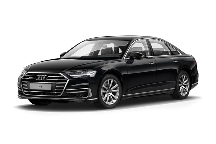 Audi A8 50 Saloon quattro LWB 4Dr 3.0 TDI V6 286PS Vorsprung 4Dr Tiptronic [Start Stop] front view