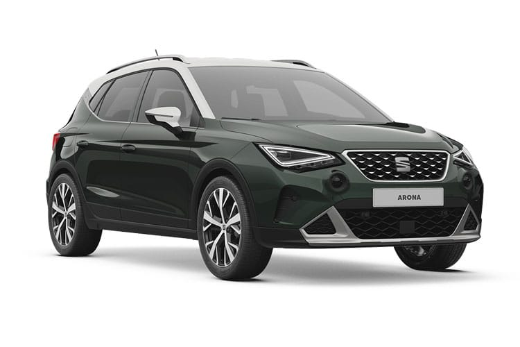 SEAT Arona SUV 1.0 TSI 110PS XCELLENCE Lux 5Dr Manual [Start Stop] front view