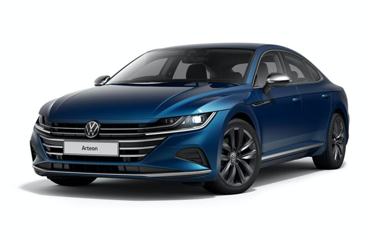 Volkswagen Arteon Fastback 5Dr 4Motion 2.0 BiTDI 240PS R-Line Edition 5Dr DSG [Start Stop] front view
