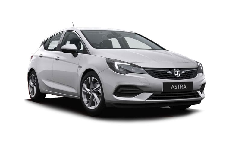 Vauxhall Astra Hatch 5Dr 1.2 Turbo 110PS SRi Nav 5Dr Manual [Start Stop] front view