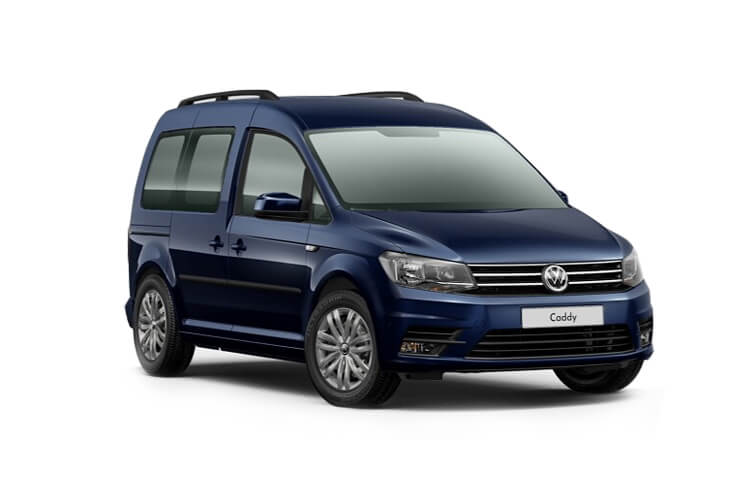 Volkswagen Caddy Maxi Life M1 1.0 TSI FWD 102PS  MPV Manual [Start Stop] [7Seat] front view