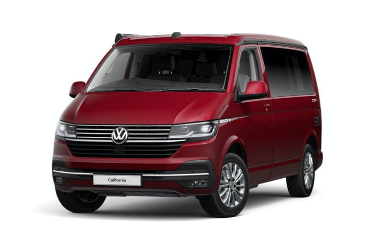 Volkswagen California MPV M1 4Motion 2.0 BiTDI 4WD 199PS Ocean Camper DSG [Start Stop] front view