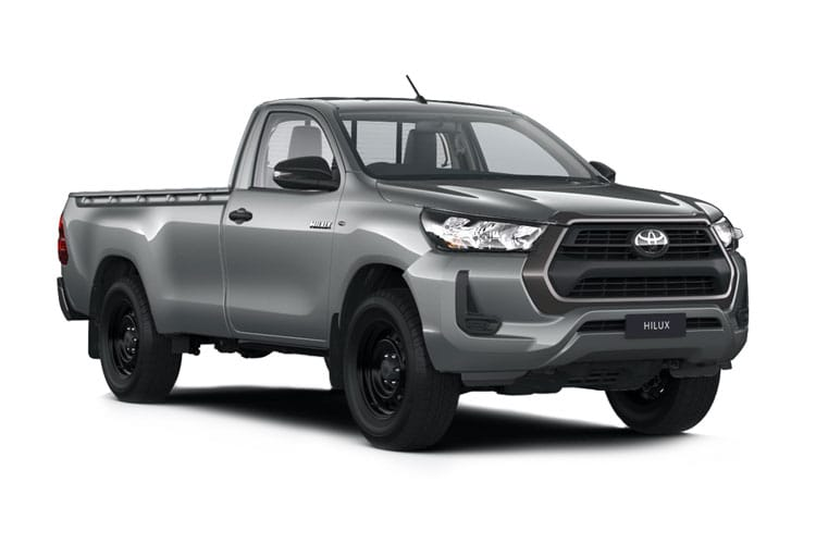 Toyota Hilux PickUp Double Cab 4wd 2.4 D-4D 4WD 150PS Invincible X Safety Sense Pickup Double Cab Auto [Start Stop] front view