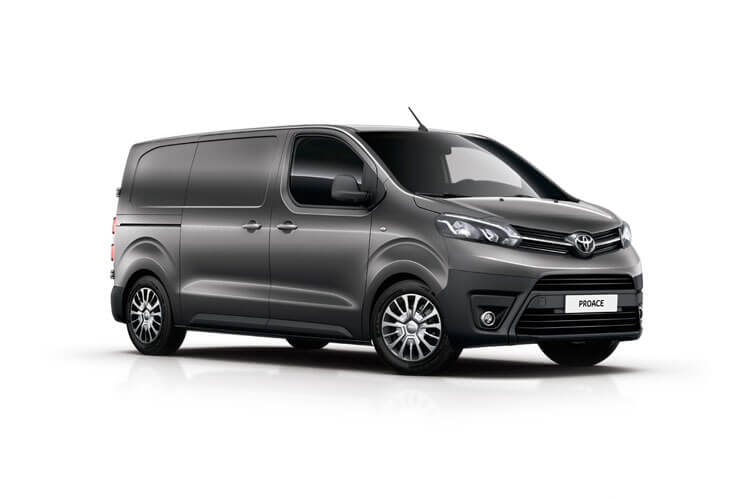 Toyota PROACE Compact 1.6 D FWD 95PS Icon Van Manual [Premium] front view