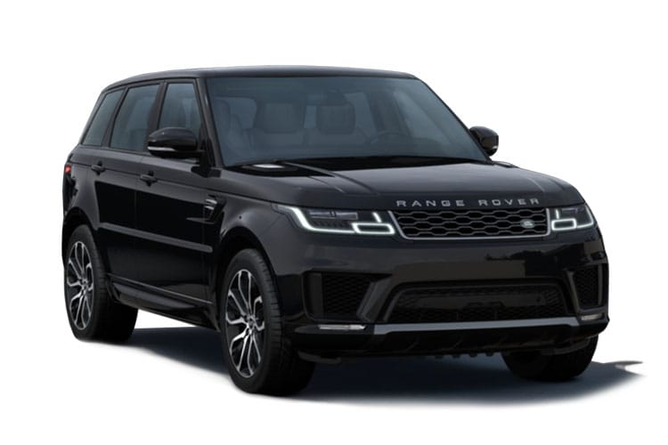 Land Rover Range Rover Sport SUV 5.0 P V8 525PS Autobiography Dynamic 5Dr Auto [Start Stop] [7Seat] front view