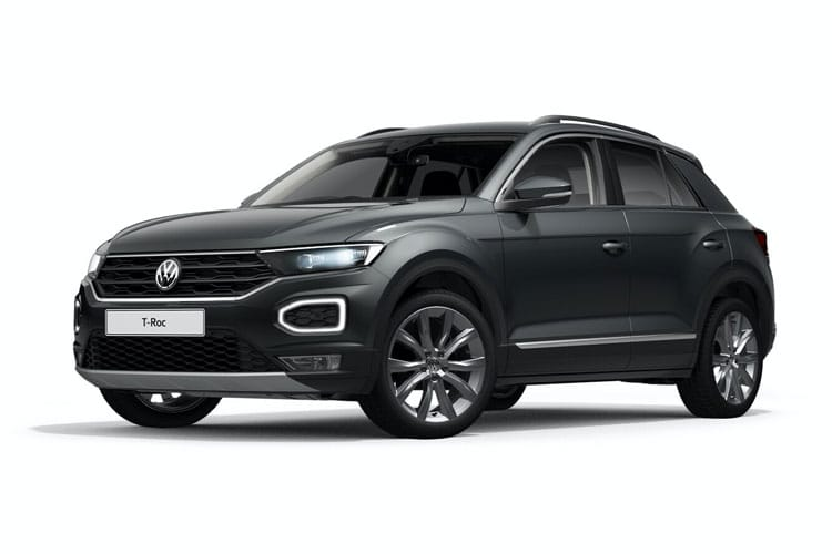 Volkswagen T-Roc SUV 2wd 2.0 TDI 150PS SE 5Dr Manual [Start Stop] front view