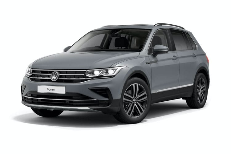 Volkswagen Tiguan SUV 2wd SWB 2.0 TDI 150PS R-Line Tech 5Dr Manual [Start Stop] front view