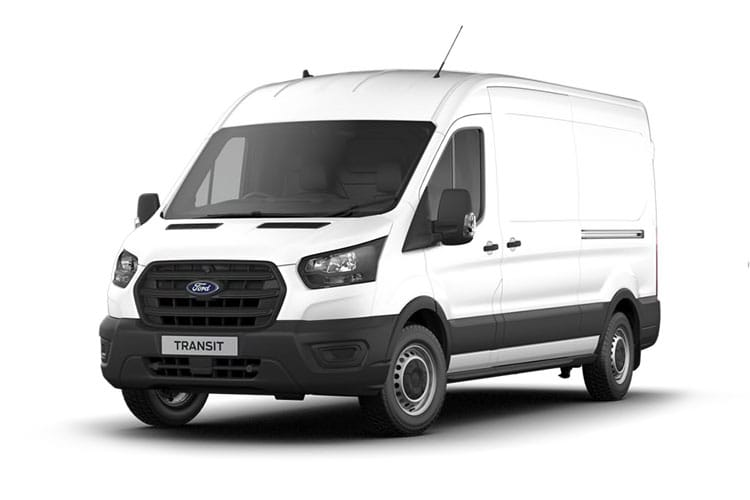 Ford Transit 310 L2 2.0 EcoBlue FWD 130PS Limited Van High Roof Auto [Start Stop] front view