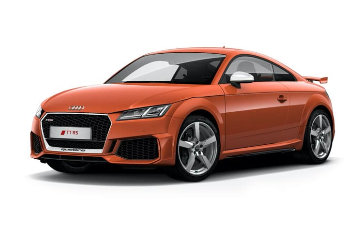 Audi TT 45 Coupe 2.0 TFSI 245PS Sport 3Dr Manual [Start Stop] [Technology] front view