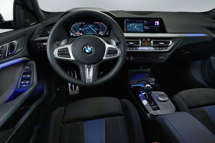BMW 2 Series 218 Gran Coupe 1.5 i 136PS M Sport 4Dr DCT [Start Stop] inside view