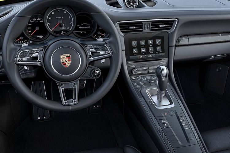 Porsche 911 Coupe 3.0 T 385PS Carrera 2Dr PDK [Start Stop] inside view