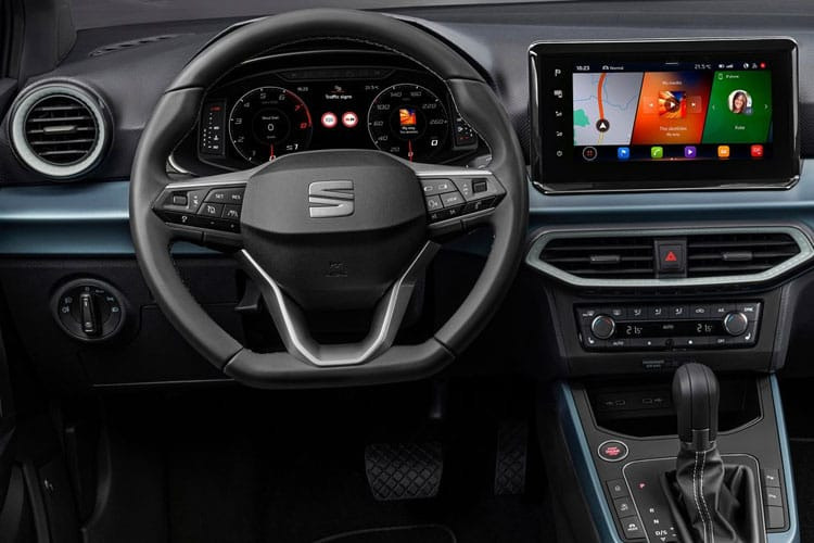 SEAT Arona SUV 1.0 TSI 110PS FR Sport 5Dr DSG [Start Stop] inside view