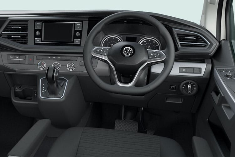 Volkswagen Caravelle SWB MPV M1 2.0 TDI FWD 150PS Executive MPV DSG [Start Stop] inside view