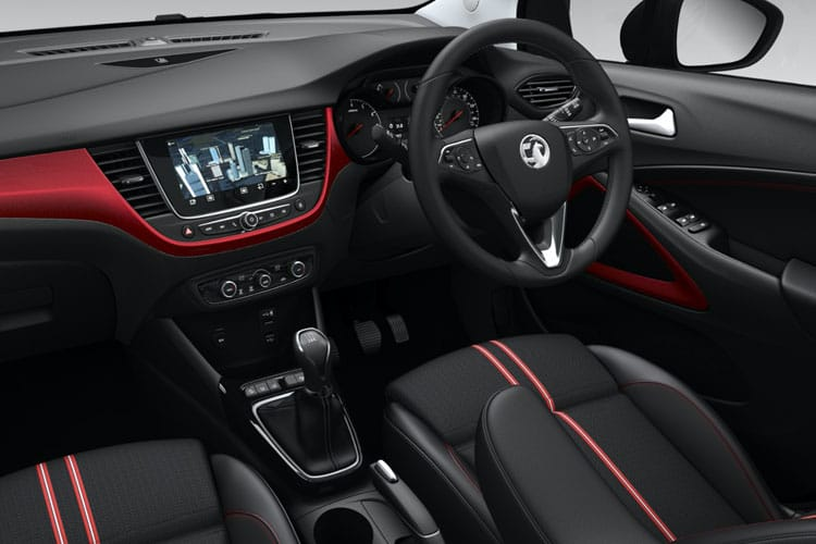 Vauxhall Crossland SUV 1.5 Turbo D ecoTEC 110PS SRi Nav 5Dr Manual [Start Stop] inside view