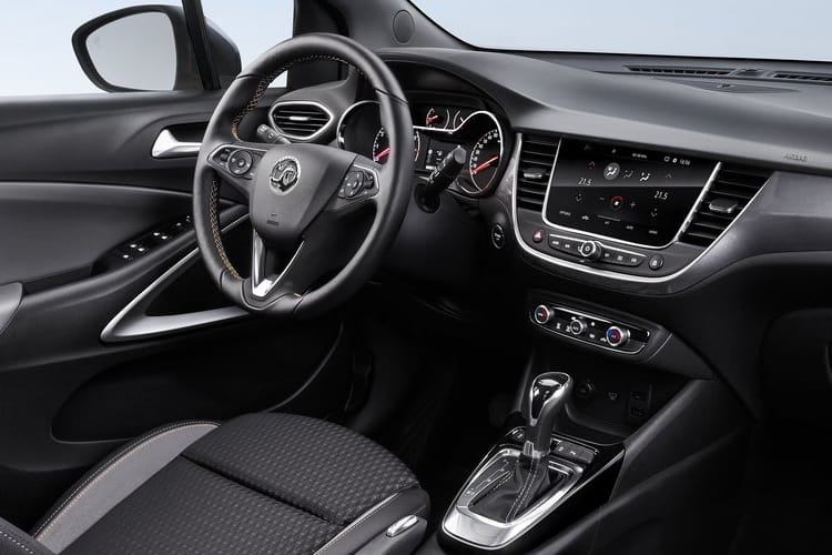 Vauxhall Crossland X SUV 1.2 Turbo 130PS Business Edition Nav 5Dr Manual [Start Stop] inside view