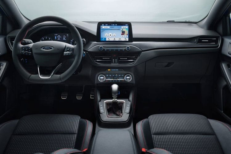 Ford Focus Estate 2.0 EcoBlue 150PS Active X Edition 5Dr Auto [Start Stop] inside view