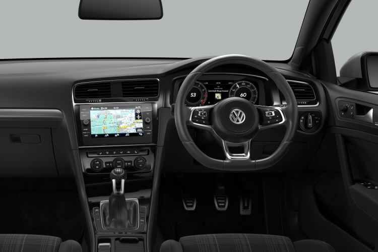 Volkswagen Golf Alltrack 4Motion 2.0 TDI 200PS  5Dr DSG [Start Stop] [Discover Nav Pro] inside view