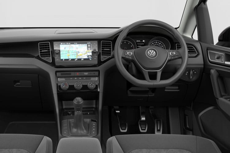 Volkswagen Golf SV MPV 1.5 TSI EVO 150PS GT Edition 5Dr DSG [Start Stop] inside view