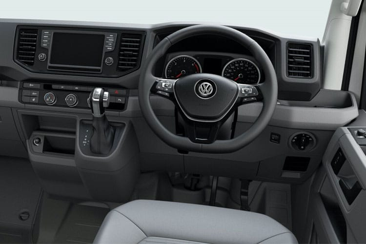 Volkswagen Grand California 600 2.0 TDI FWD 177PS  Camper Auto [Start Stop] inside view