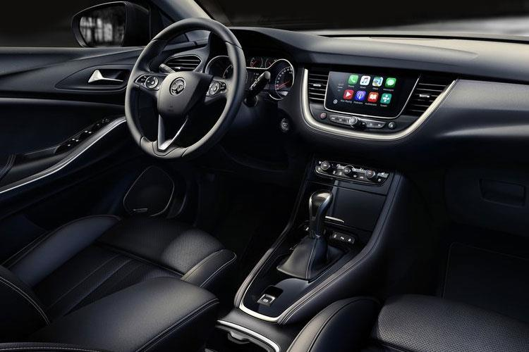 Vauxhall Grandland X SUV 1.5 Turbo D 130PS SRi Nav 5Dr Auto [Start Stop] inside view