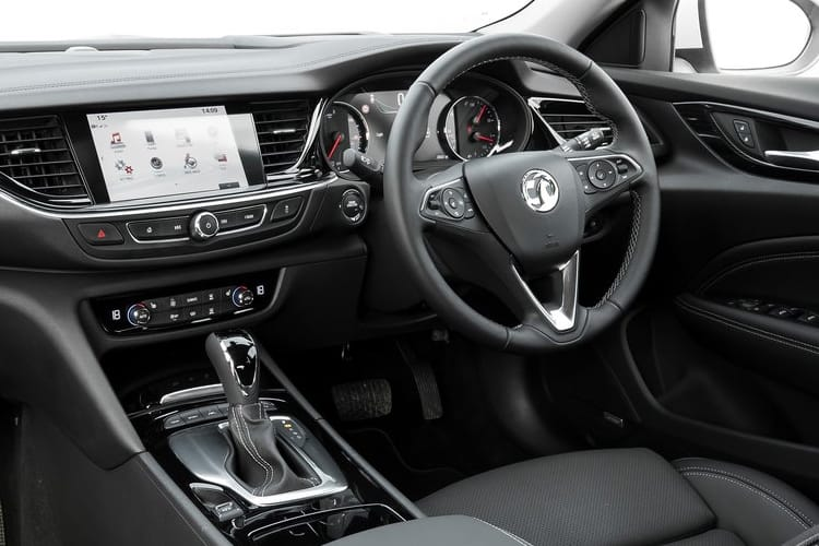Vauxhall Insignia Grand Sport 2.0 Turbo D 174PS SRi Nav 5Dr Auto [Start Stop] inside view