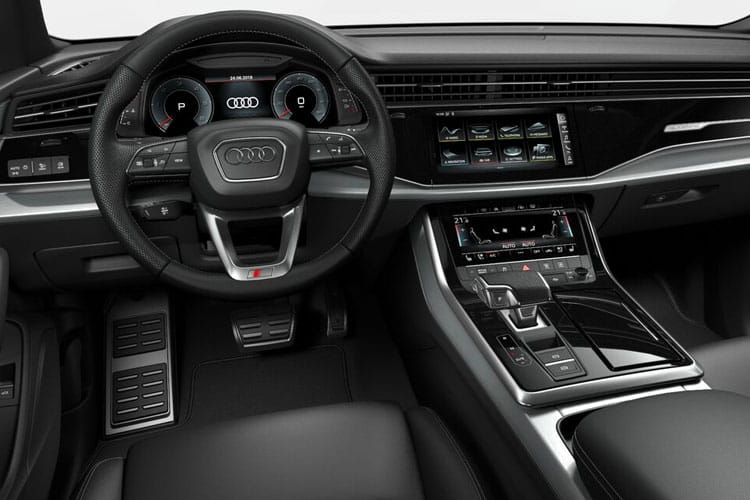 Audi Q7 60 SUV quattro 5Dr 3.0 TFSIe V6 PHEV 17.9kWh 462PS Competition 5Dr Tiptronic [Start Stop] inside view