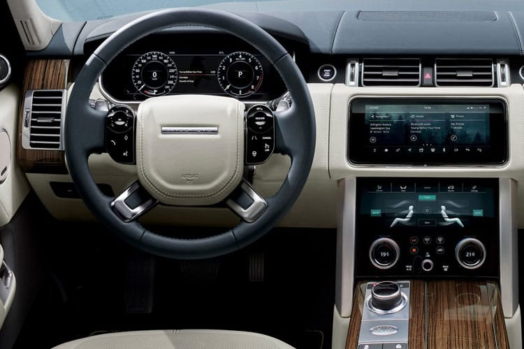Land Rover Range Rover SUV 5.0 P V8 525PS Autobiography 5Dr Auto [Start Stop] inside view