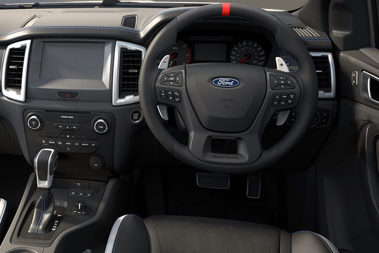 Ford Ranger PickUp Super Cab 4wd 2.0 EcoBlue 4WD 170PS XLT Pickup Double Cab Manual [Start Stop] inside view