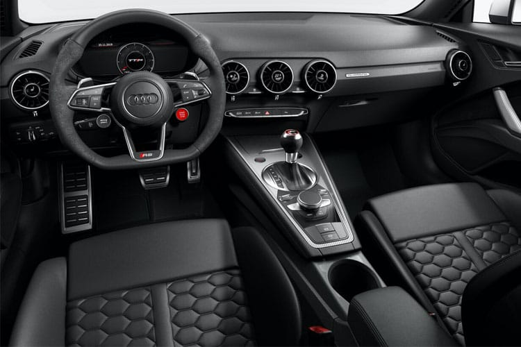 Audi TT 45 Coupe 2.0 TFSI 245PS Sport 3Dr Manual [Start Stop] [Technology] inside view