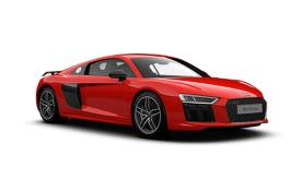 Audi R8 Coupe car leasing
